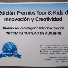 Premios Tour &Kids