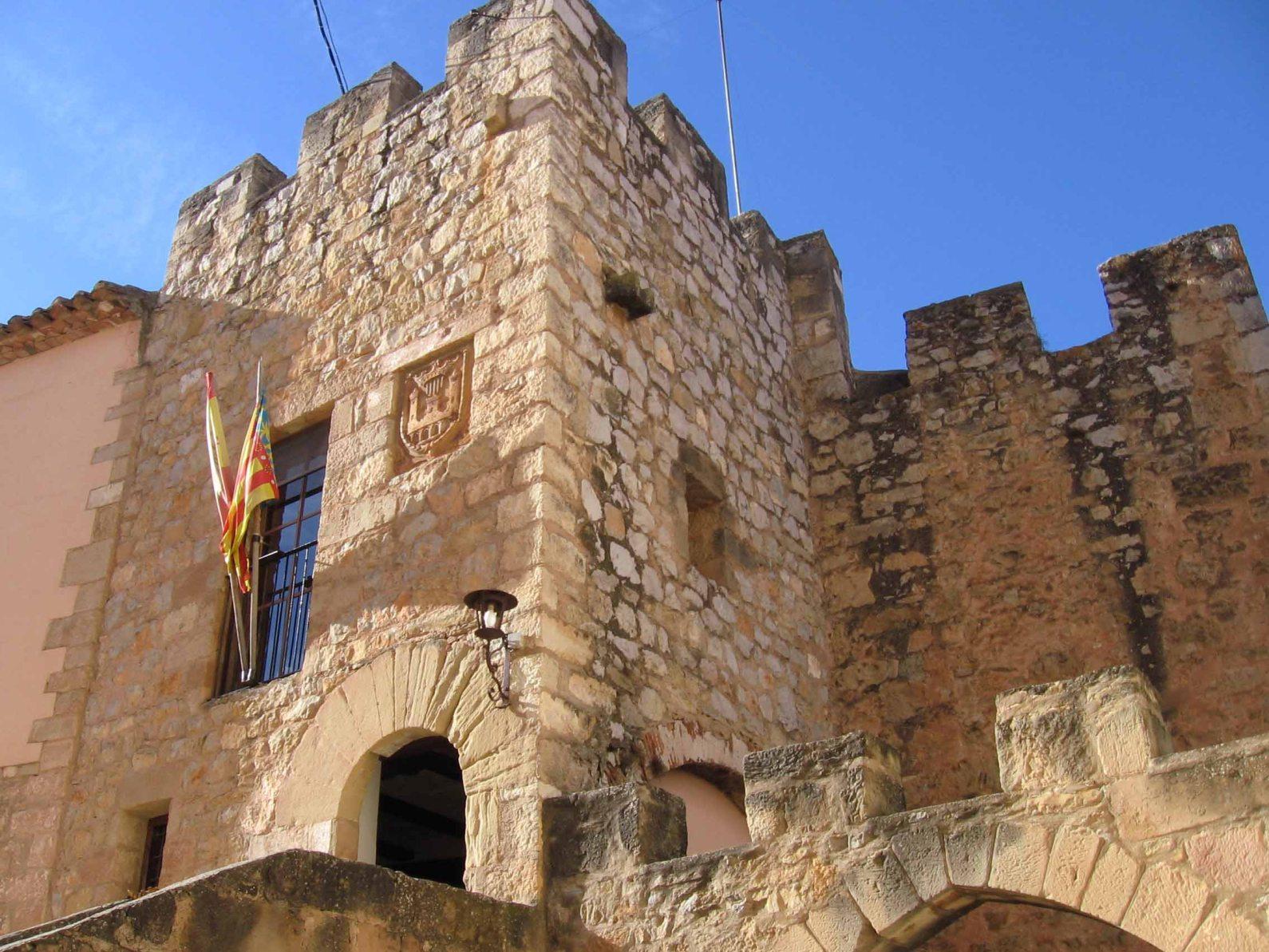 Torre de la aljama