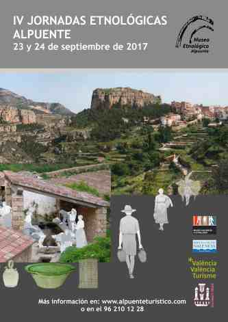 Cartel Jornadas Etnológicas 2017 A3 red
