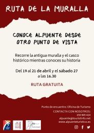CONTACTA CON NOSOTROS_ 650 845 424 alpuente@touristinfo.net www.alpuenteturistico.es
